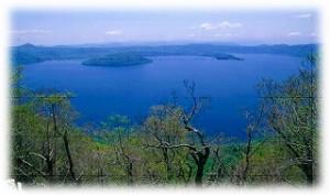 神秘の湖「十和田湖」